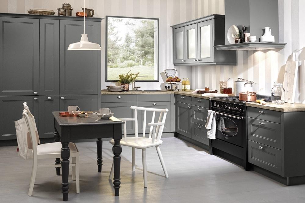 Küchen Riese Senftenberg - Wohnküche